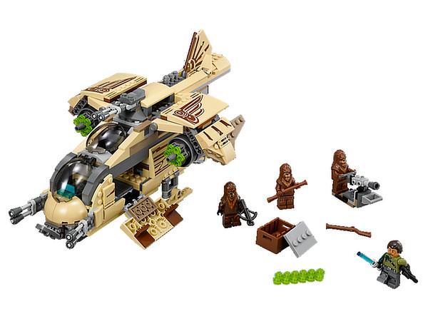 lego star wars 75084 Wookie Gunship - Star wars Rebels
