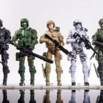 Maurader Task Force : Report des livraisons