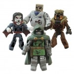 Marvel Minimates : le set Marvel Zombie Villains dispo