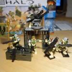 Halo - Mega Bloks : UNSC Sierra Squad
