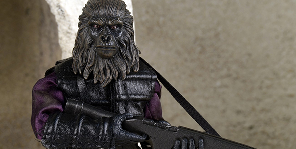 neca mego style gorilla  (1)