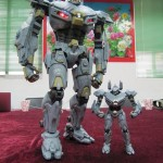 Pacific Rim : Striker Eureka de 45cm