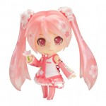 Nendoroid Sakura Miku du Made in Japan par GSC