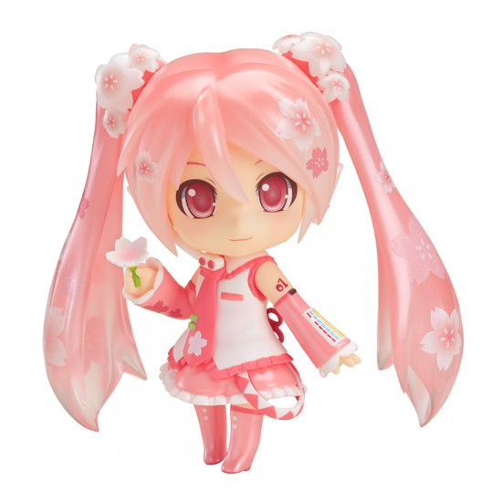 Nendoroid Sakura Miku: Bloomed in Japan(Second Release)