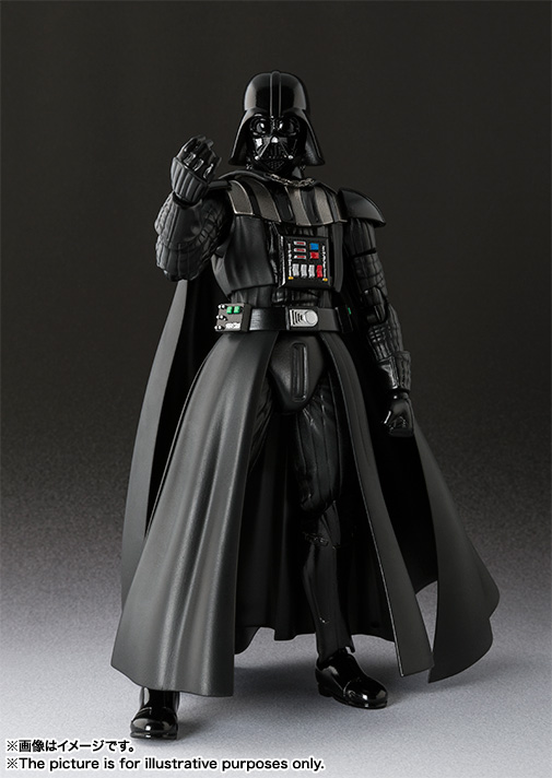 shfiguarts Star wars darth vader Dark vador