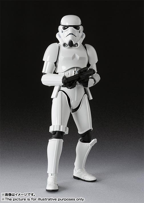 shfiguarts Star wars stormtrooper02