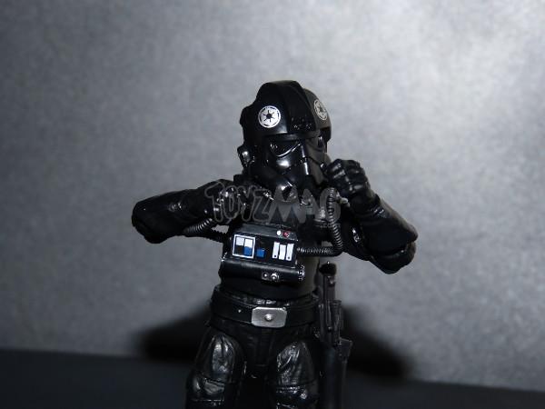 star wars black series tie pilot 14