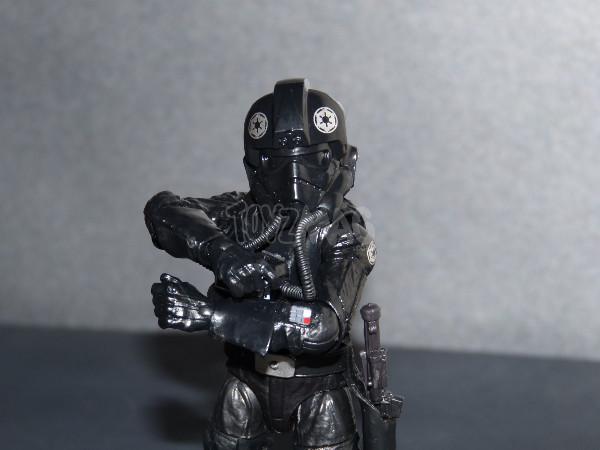 star wars black series tie pilot 6