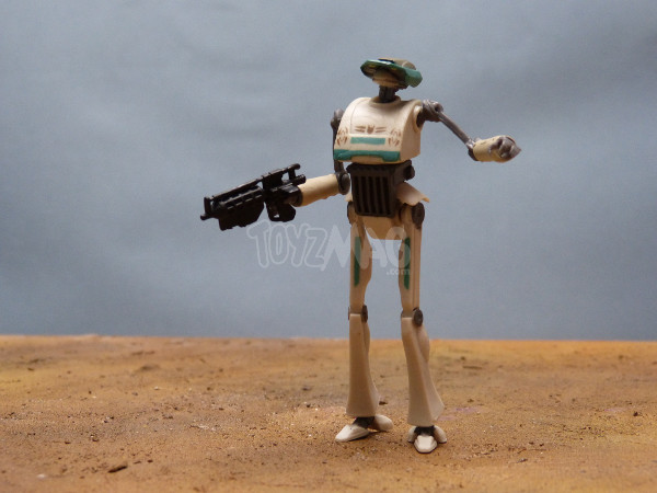 star wars tx21 tactical droid clone wars hasbro 6