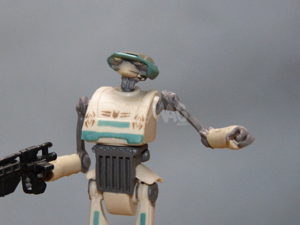 star wars tx21 tactical droid clone wars hasbro 7