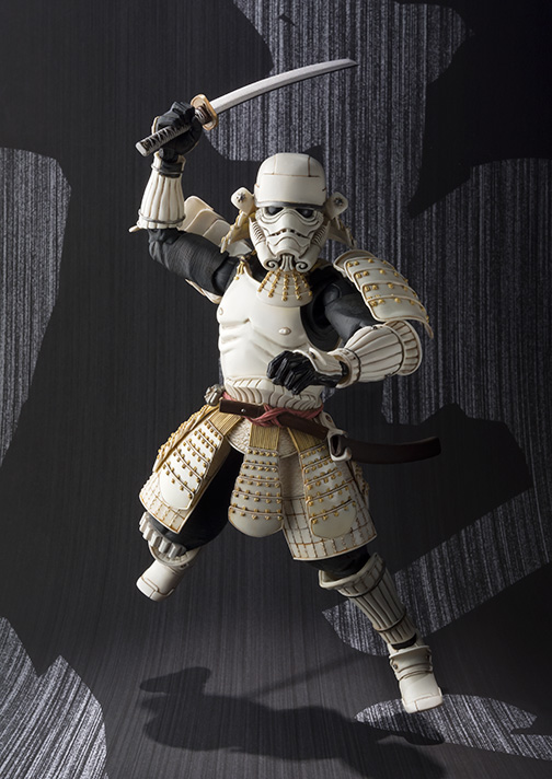 Movie Realization Samurai Stormtrooper