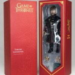 Game of Thrones par ThreeZero : le packaging de Tyrion Lannister
