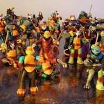 Playmates Toys dévoile ses Tortues Ninja Mutation
