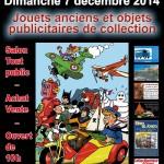 Toymania, Palais des Congrès, dimanche 7 décembre 2014
