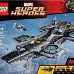 LEGO Marvel  : SHIELD Helicarrier UCS