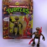 Instant Vintage Fugitoid TMNT (Playmates Toys 1990)