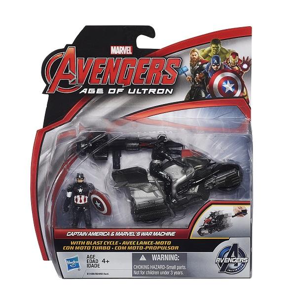 Captain America War Machine Pkg