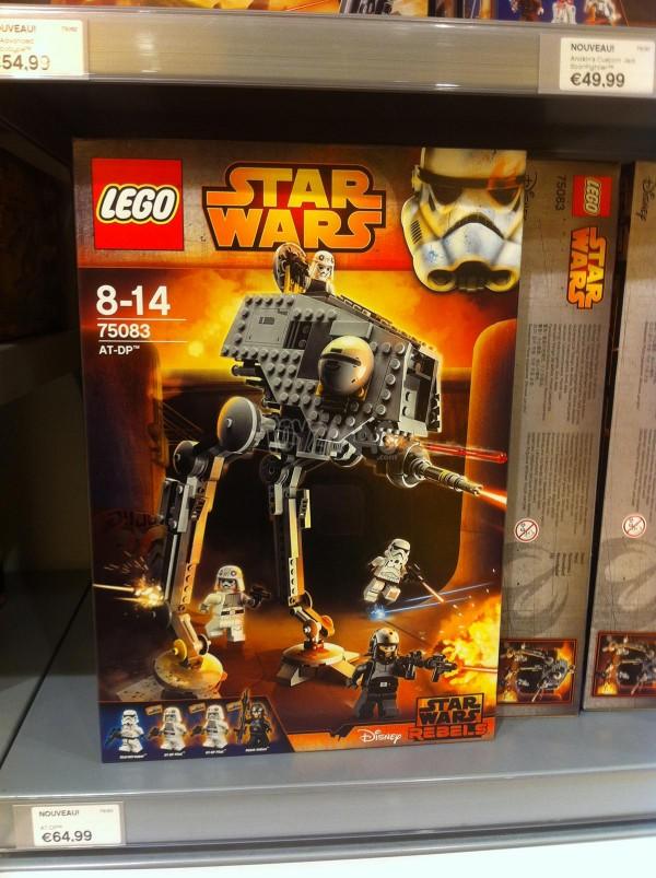 75083 AT-DP - Star wars Rebels