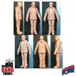 Des figurines 10cm pour The Big Bang Theory