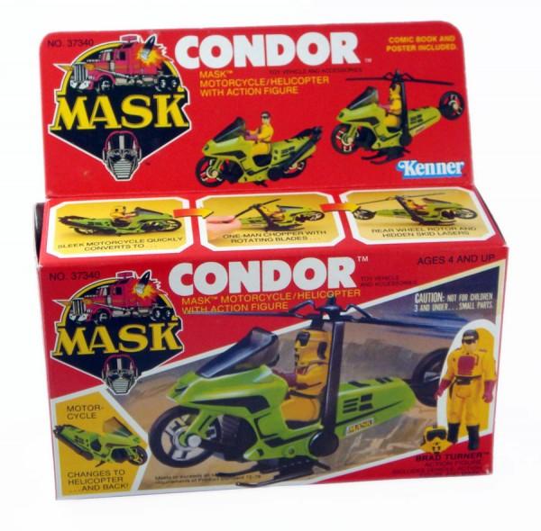 MASK Condor Boite US