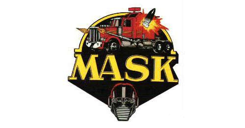 La grosse... collec a Shubi MASK-Logo