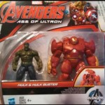Double pack Hulk vs Hulk Buster pour Age Of Ultron