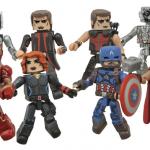 Avengers - Age of Ultron : les Minimates