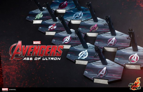 avengers ultron hot toys