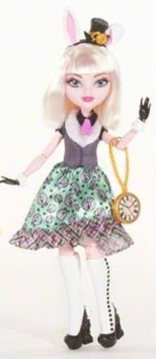 bunny blanc Faybelle Thorn Rosabella Beauty Ever After High Spring Unsprung