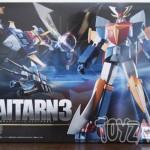 Review : SoC - GX-65 - Daitarn 3