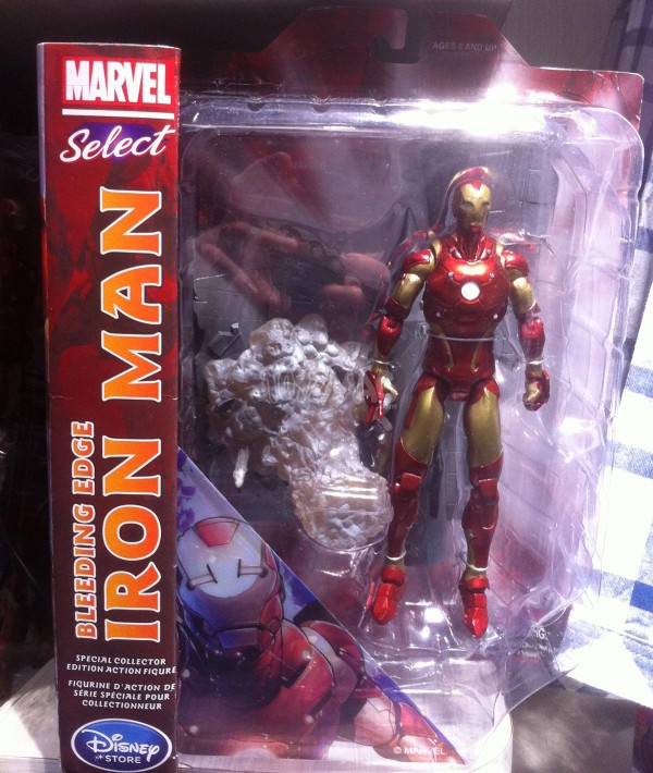 Marvel Select Disney exclusif