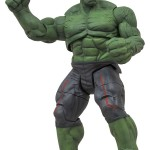 Avengers – Age of Ultron : Marvel Select Hulk révélé