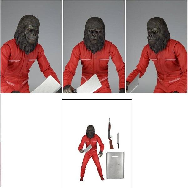 gorille conquête planete des singes neca