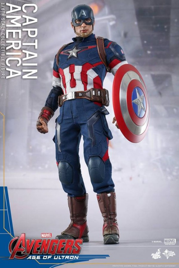 hot toy captain america 1