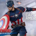 Hot Toys - Avengers Age of Ultron : Captain America