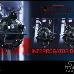 Hot Toys – Star Wars : proto de l'Interrogator Droid