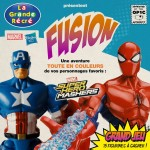 Hasbro s'offre un Comics pour Marvel Super Hero Mashers