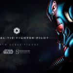 Star Wars : TIE Fighter Pilot dévoilé par Sideshow
