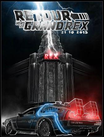 retour du grand rex