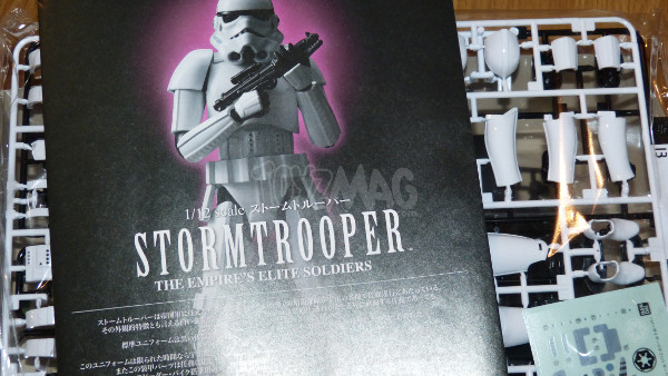 stormtrooper bandai model kit 5