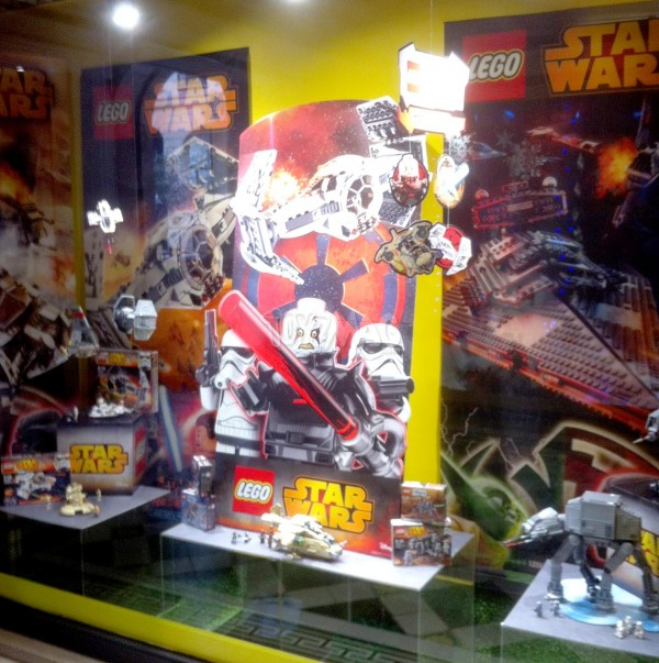 Start Wars Rebels LEGO