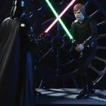 Star Wars : Luke Skywalker S.H Figuarts !
