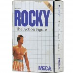 Rocky version 8bit par NECA