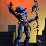 Terminator, Predator, Chain Saw et Interstellar images presse NECA