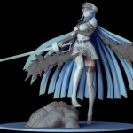 Esdeath en figurine
