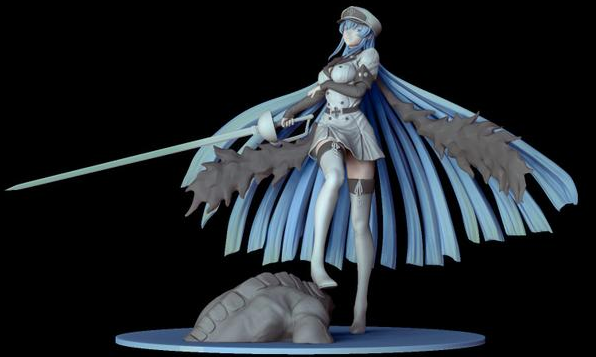 Akame Ga Kill Esdeath