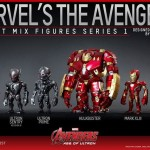 Hot Toys dévoile sa collection Avengers Artist Mix Figures