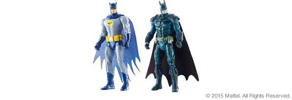"DC Comics Multiverse 4"" Figure Assortment"