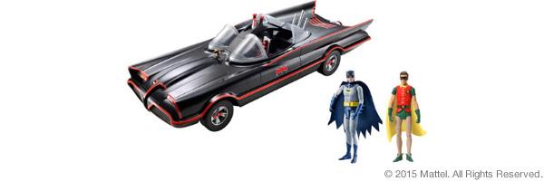 "Batman™ Classic TV Series 6"" Figure/Batmobile Set"