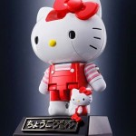 Une nouvelle version pour le Chogokin Hello Kitty